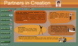 Tweede Website Partners in Creation