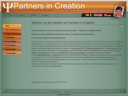 Derde Website Partners in Creation